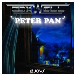 pochette Peter Pan recto logo blanc